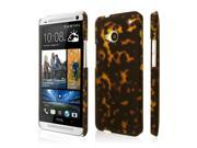 HTC One M7 Case, EMPIRE Signature Series One Piece Slim-Fit Case for HTC One M7 - Tortoise Shell 9SIA1SJ3YK9183