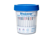 Discover 14 Panel Cup With Adulterants (Case Of 25) Drug Test 9SIA9273D95847