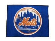 Licensed New York Mets 34 Inch By 45 Inch Floor Mat