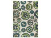 Rizzy Home Glendale Area Rug 7 Ft. 10 In. X 10 Ft. 10 In. Green