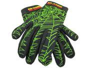 Spider Web Motorcycle Gloves Mechanics Work 9SIA9283J94067