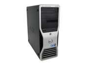 Dell Precision T5500 Workstation 2x E5520 Quad Core 2.26Ghz 8GB 500GB Q600 Win 7 Pro