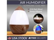 Ultrasonic Cool Air Diffuser Purifier Home/Office Aroma Aromatherapy Humidifier 9SIA9386YK7768