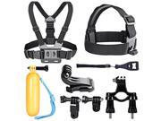 Neewer 10-In-1 Bundle Accessories Set Kit for Gopro Hero 4 Black Silver Hero HD 4 3+ 3 2 1, SJ4000, SJ5000, SJ6000 Sports Cameras