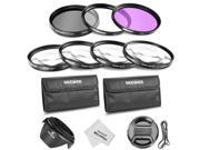 Neewer 67MM Professional Lens Filter and Close-up Macro Accessory Kit for CANON Rebel T5i T4i T3i T3 T2i, EOS 700D 650D 600D 550D 70D 60D 7D 6D DSLR Cameras wit 9SIA94K3MM7420