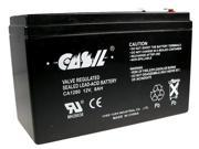 Casil 12v 8ah for Steele SP-GG200 2000 Watt Generator