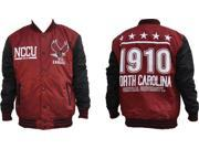 North Carolina Central Eagles Light Weight Mens Jacket [Black - M] 9SIA95B5Y09678