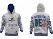 Eastern Star Divine S2 Pullover Ladies Hoodie [White - S] 9SIA95B5Y08871