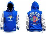 Eastern Star Divine Pullover Ladies Hoodie [Royal Blue - S] 9SIA95B5Y12151