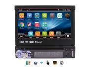 EinCar Car Stereo with Android 6.0 OS 2G RAM Single 1 Din 7'' HD Touchscreen Car DVD Player In Dash GPS Navigation Auto Radio Receiver Support Video out/WiFi/Bl 9SIA97A64P0747