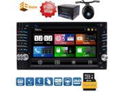 Hot selling product 6.2-inch Digital LCD Monitor Double DIN in Dash Car FM AM RDS Dvd Player Stereo Touch Screen with Bluetooth USB Sd Mp3 Radio for Universal 2 9SIADY06WH7723