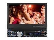 """XO Vision X358 Car DVD Player - 7"""" Touchscreen LCD"""