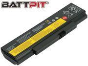 BattPit: Laptop Battery Replacement for Lenovo ThinkPad E555 20DH002PUS 45N1758 45N1759 45N1760 45N1761 45N1762 45N1763 4X50G59217