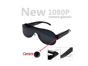 Oumeiou HD 1080P Stylish Digital Sunglasses Spy Camera Glasses Mini Camcorder DV Hidden Eyewear Video Recorder with 8GB TF card