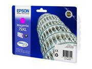 EPSON 79XL (C13T79034010) Ink Cartridge 2000 Page Yield; Magenta