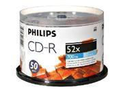 Philips 52x CD-R Media