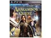 WB The Lord of the Rings: Aragorn's Quest 9SIA0ZX4C11482