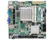 Supermicro X7SPE-H-D525 Desktop Motherboard - Intel ICH9R Chipset - Intel Atom D525 Dual-core (2 Core) 1.80 GHz - Bulk Pack