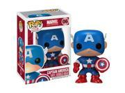 Marvel Pop! Captain America Vinyl Figure 9SIAB7S6SY3692