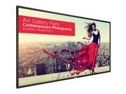 Philips BDL8470QU 84 Signage Solutions Edge LED Backlight Ultra HD U Line Display