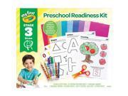 Crayola My First Crayola Preschool Readiness Kit