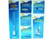 6 pcs Kit Automotive Professional Special GREASE GUN Dispenser Adaptors Couplers