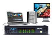 AJA Io XT Pro Capture & Playback Device with Thunderbolt (HD &SD 4:2:2 &4:4:4)