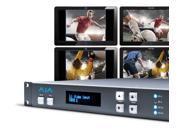 AJA FS1 SDI Component Composite S Video Universal Frame Synchronizer Converter