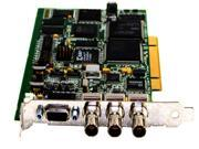 TELTRONICS SDI 10 Bit SD/HD-SDI PCI Express Capture Card 3V9970-0168