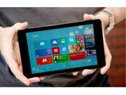 """DELL Venue 8 Pro 3845 8"""" Atom Z3735G (2MB Cache, Up to 1.83GHz Quad-Core) - 1GB, 32GB Flash - SOME SCRATCHES BACK & FRONT - Windows 10 Home 32-Bit - 77PHT22"""