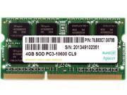 Apacer 4GB SOD PC3-10600 CL9 DDR3 SO-DIMM ID16510 75.B83C7.G070B