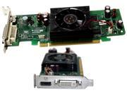DELL Video Card ATI Radeon HD3450 256MB PCI-Express - HDMI -  DVI - F343F