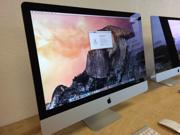 "Late 2012 27"" iMac 3.4GHz Quad Core i7/8GB 1600 MHz RAM/1TB Fusion Drive/GeForce GTX 675MX 1GB VRAM/OS X 10.11 El Capitan - MD096LL/A-CTO"