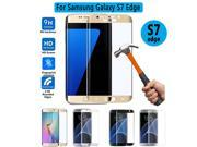 Eonet 0.2mm 3D Curved Tempered Glass for Samsung Galaxy S7 Edge Screen Protector Full Coverage Glass for Galaxy S7 Edge 9SIA9CS45R1729