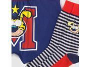 Marsupilami Mens Hipsters Socks Gift Box Blue Size M
