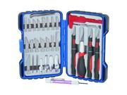 Razor kit Nicely organized in a convenient storage/carry case 9SIA9DP3F95925