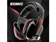 Somic G909 7.1 surround sound USB2.0 Gaming Headset Stereo Headphone with Microphone 9SIA9EN4NC2474
