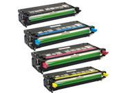 Compatible New York Toner 4 Pack Xerox 106R01395 106R01392 106R01393 106R01394 Toner Cartridge - Black Cyan Magenta Yellow