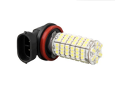 Car H11 120smd LED 3528 SMD LED Pure White Car Fog Head Light Bulb Car led fog light former General Motors LED fog light