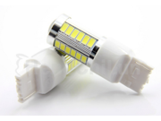 T20 WY21W LED lamp 5630 5730 33 SMD Light Bulbs Turn Signal Lamp 720 Lumen White Samsung 2323 SMD LED 7440 T20 7443 Backup Light Reverse Bulb
