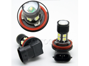 2x H8 H11 64212 Xenon White Super Bright Bulbs for Fog Driving Light Lamps Bulbs Cree Super Bright Xenon White H11 H8 High Power CREE 9W SMD LED Fog Lights