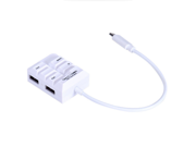 Type-C USB 3.1 COMBO Card Reader USB 3.1 Type C Hub Card Reader Combo 2 USB Ports 1 SD Slot/TF