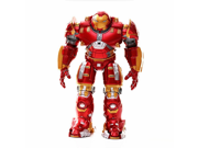 Marvel Avengers Titan Hero Tech Interactive Hulk Buster 12 Inch Figure Hot Marvel Avengers HULK BUSTER Iron Man Toys (Metal color version) 9SIAAZM45N7358