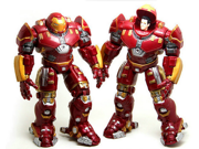 Marvel Avengers Titan Hero Tech Interactive Hulk Buster 12 Inch Figure Hot Marvel Avengers HULK BUSTER Iron Man Toys (Normal Edition A) 9SIV0EU4SM6445
