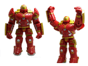 Marvel Avengers Titan Hero Tech Interactive Hulk Buster 7 Inch Figure Hot Marvel Avengers HULK BUSTER Iron Man Toys (Normal Edition B) 9SIAAZM45N7047
