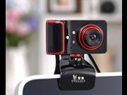S21 1280*960 HD 6 megapixel USB 2.0 Webcam UVC personality Pro USB camera for Computer PC Desktop Windows and Mac