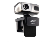 ANC 720P HD Webcam with Built in Mic for Skype, Messenger, Windows Live, and Yahoo Video on Laptops and Desktop PC's with intelligent TV Webcam