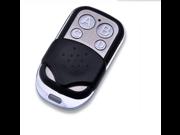 ZFK-DK4 Universal Wireless Alarm Remote Control Garage Door 433 mhz 4 Channel Remote Control  Remote Control Key Cloner Electric Gate Garage Door Channel  Auto