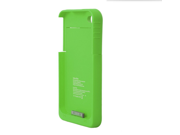 For iPhone4/4S Battery Case Super Quality External 1900mah Battery Pack Power Station for Apple Iphone 4/4S with Protective Back Cover Portable Case Charger