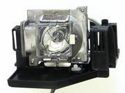 Original Osram Lamp & Housing for the Vivitek D825MS - 180 Day Warranty